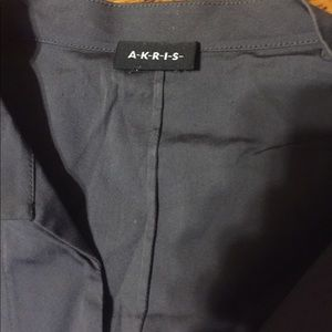 Akris Button Down